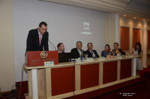 """Ο χαιρετισμός του Υπέυθυνου Εκδόσεων των Νομικών Εκδόσεων """"Σάκκουλας ΑΕ"""" κ. Γιάννη Παπαγρηγοράκη"""